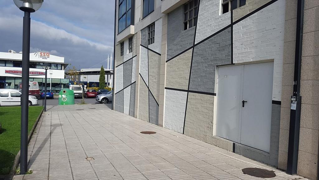 Local comercial en alquiler en calle Palmeiras, Milladoiro (O) - 337523256