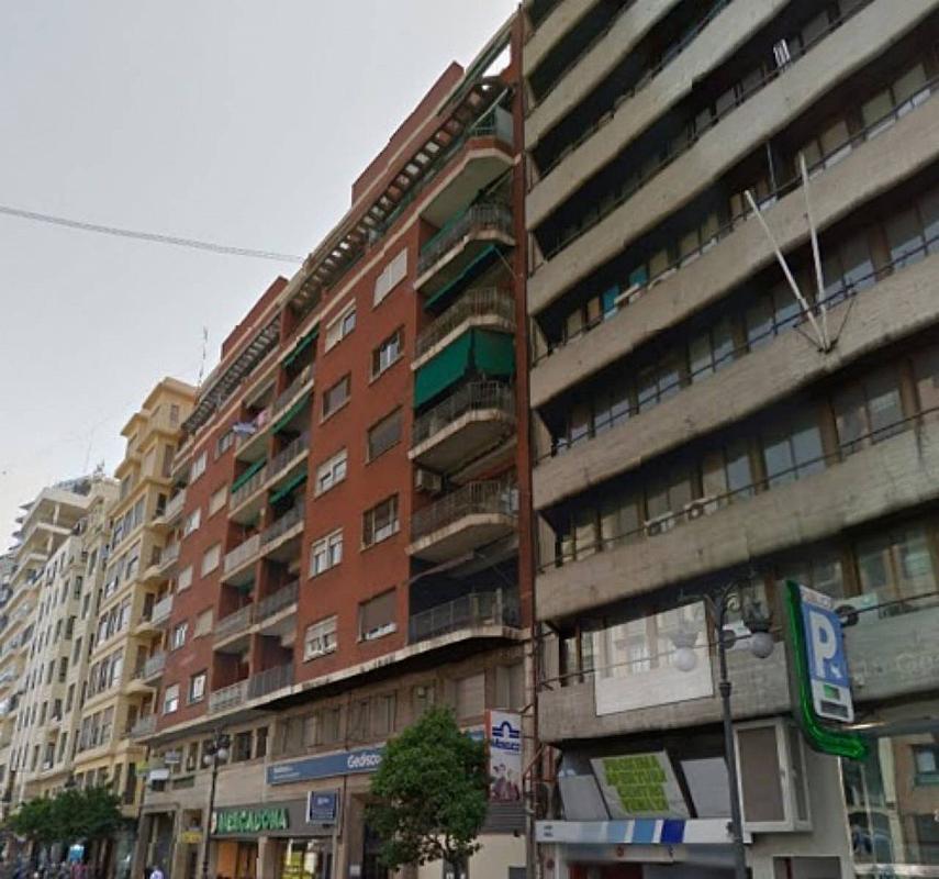 Despacho en alquiler en La Roqueta en Valencia - 248302796