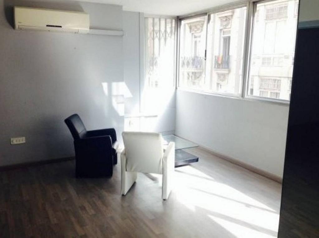 Oficina en alquiler en Sant Francesc en Valencia - 322060796