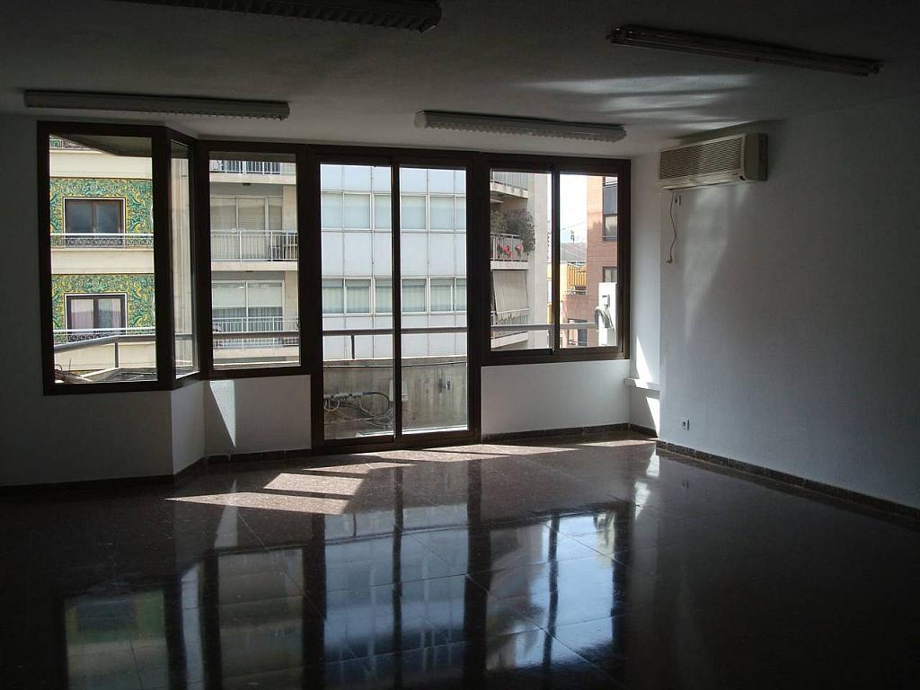 Oficina en alquiler en La Roqueta en Valencia - 205078243