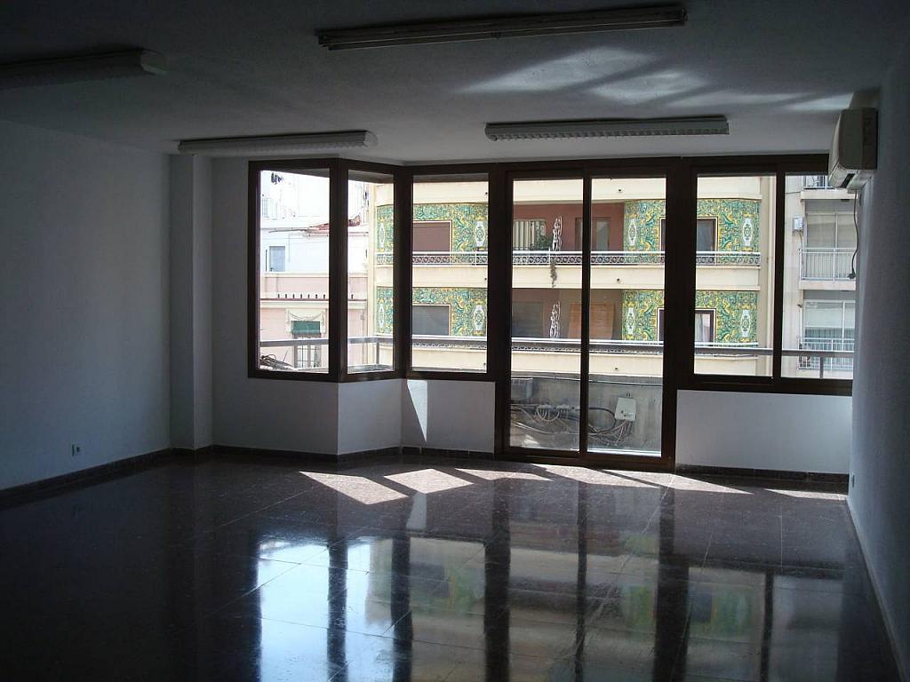 Oficina en alquiler en La Roqueta en Valencia - 205078247
