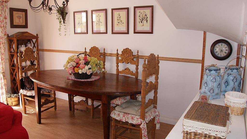 Comedor - Casa adosada en alquiler en calle Tossa de Mar, Tossa de Mar - 327581466