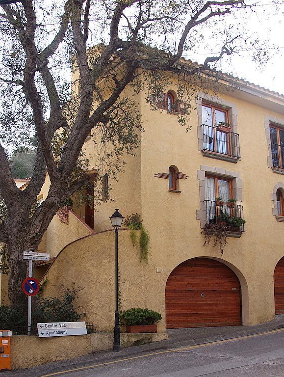 Fachada - Casa adosada en alquiler en calle Tossa de Mar, Tossa de Mar - 327581469