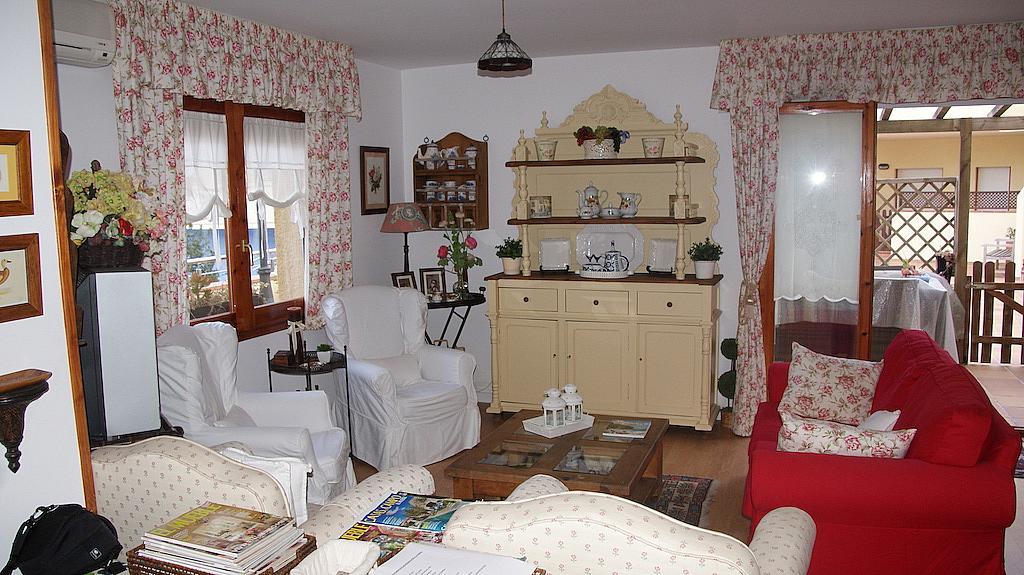 Salón - Casa adosada en alquiler en calle Tossa de Mar, Tossa de Mar - 327581471