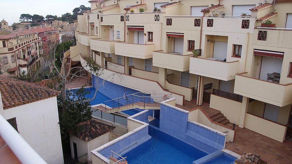Piscina - Casa adosada en alquiler en calle Tossa de Mar, Tossa de Mar - 327581485