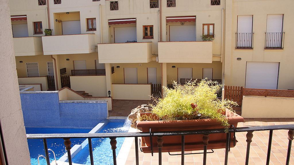Piscina - Casa adosada en alquiler en calle Tossa de Mar, Tossa de Mar - 327581491