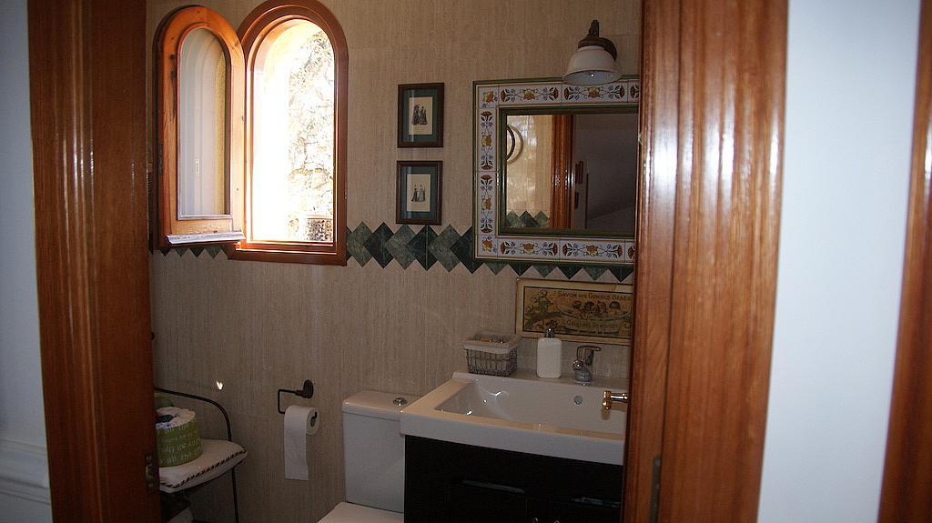 Baño - Casa adosada en alquiler en calle Tossa de Mar, Tossa de Mar - 327581494