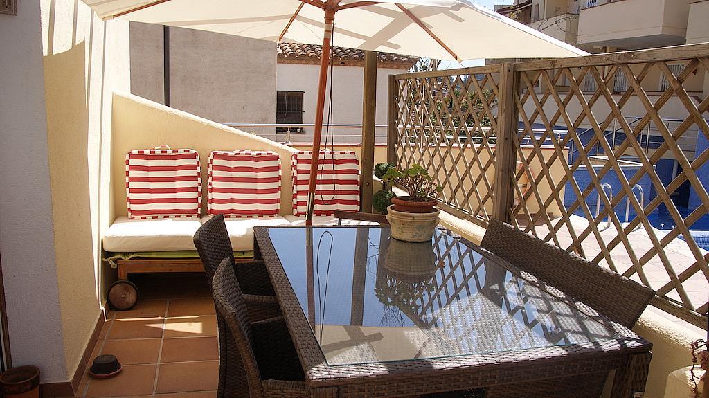 Porche - Casa adosada en alquiler en calle Tossa de Mar, Tossa de Mar - 327581503