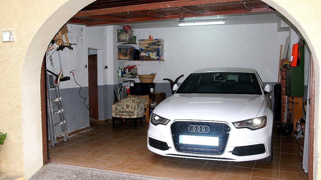 Garaje - Casa adosada en alquiler en calle Tossa de Mar, Tossa de Mar - 327581510