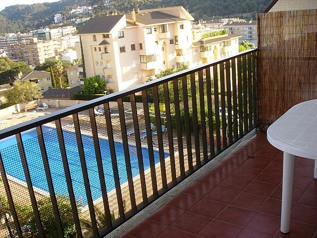 Terraza - Apartamento en venta en calle Tossa de Mar, Tossa de Mar - 197656797
