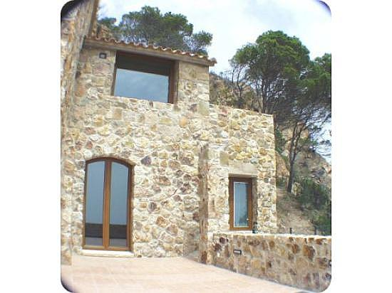 Fachada - Casa en alquiler en calle Tossa de Mar, Tossa de Mar - 196186267
