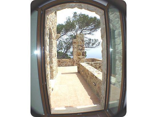 Terraza - Casa en alquiler en calle Tossa de Mar, Tossa de Mar - 196186269