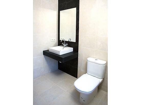 Baño - Apartamento en venta en calle Llança, Llançà - 196186343