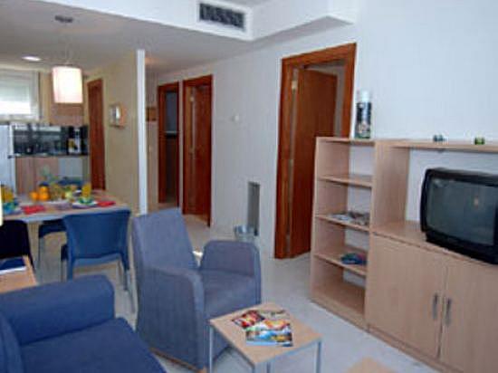 Salón - Apartamento en venta en calle Blanes, Blanes - 197021505