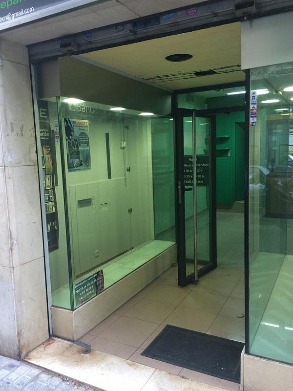 Local comercial en alquiler en calle Cardenal Tedeschini, El Congrés i els Indians en Barcelona - 318491746