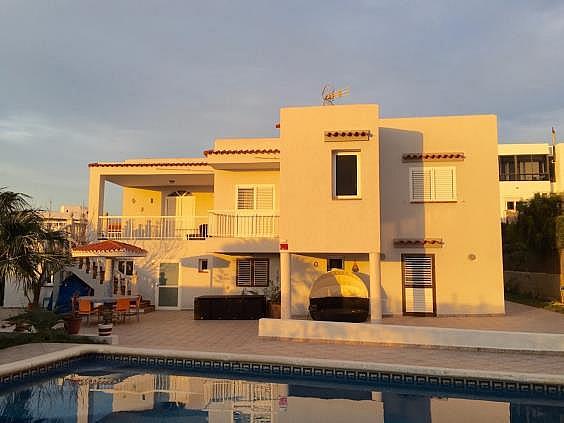 Casa en alquiler en Sant Josep de sa Talaia - 294503326