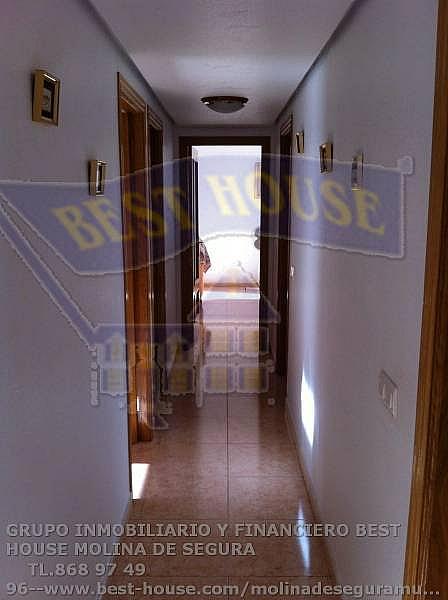 Foto - Piso en alquiler en calle Centro, Molina de Segura - 265138845