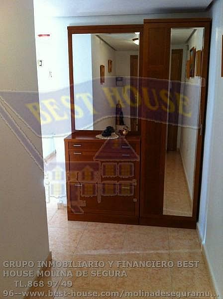 Foto - Piso en alquiler en calle Centro, Molina de Segura - 265138869