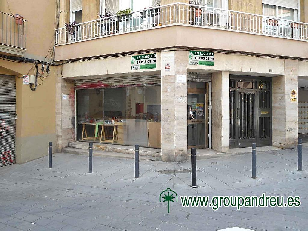 Local en alquiler en calle Masnou, Hostafrancs en Barcelona - 303122964
