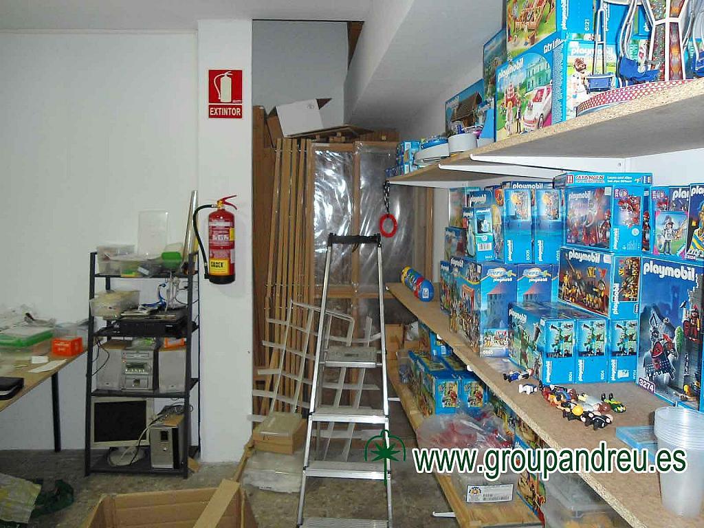 Local en alquiler en calle Masnou, Hostafrancs en Barcelona - 303123021