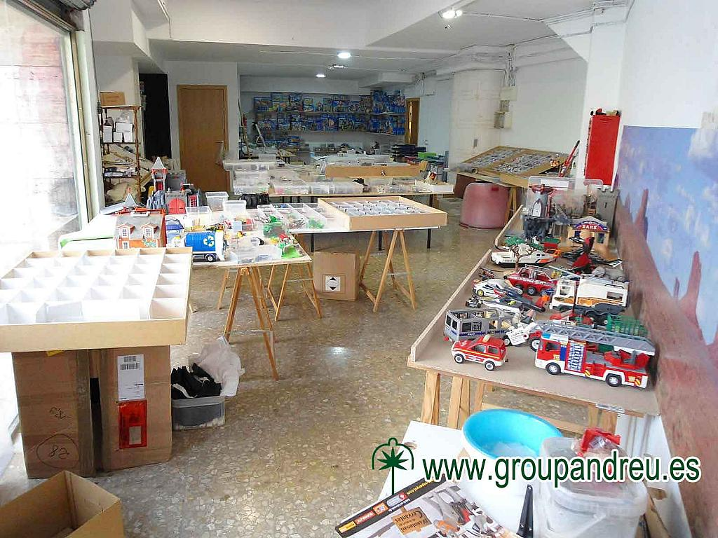 Local en alquiler en calle Masnou, Hostafrancs en Barcelona - 303123026