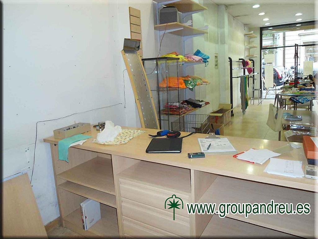 Local en alquiler en calle Ausias Marc, Eixample dreta en Barcelona - 323902782