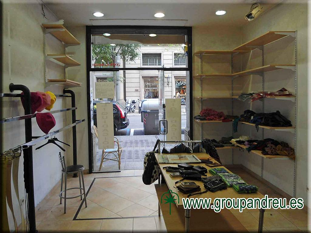 Local en alquiler en calle Ausias Marc, Eixample dreta en Barcelona - 323902783