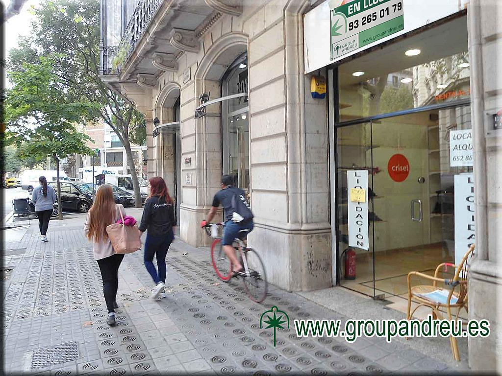 Local en alquiler en calle Ausias Marc, Eixample dreta en Barcelona - 323902787