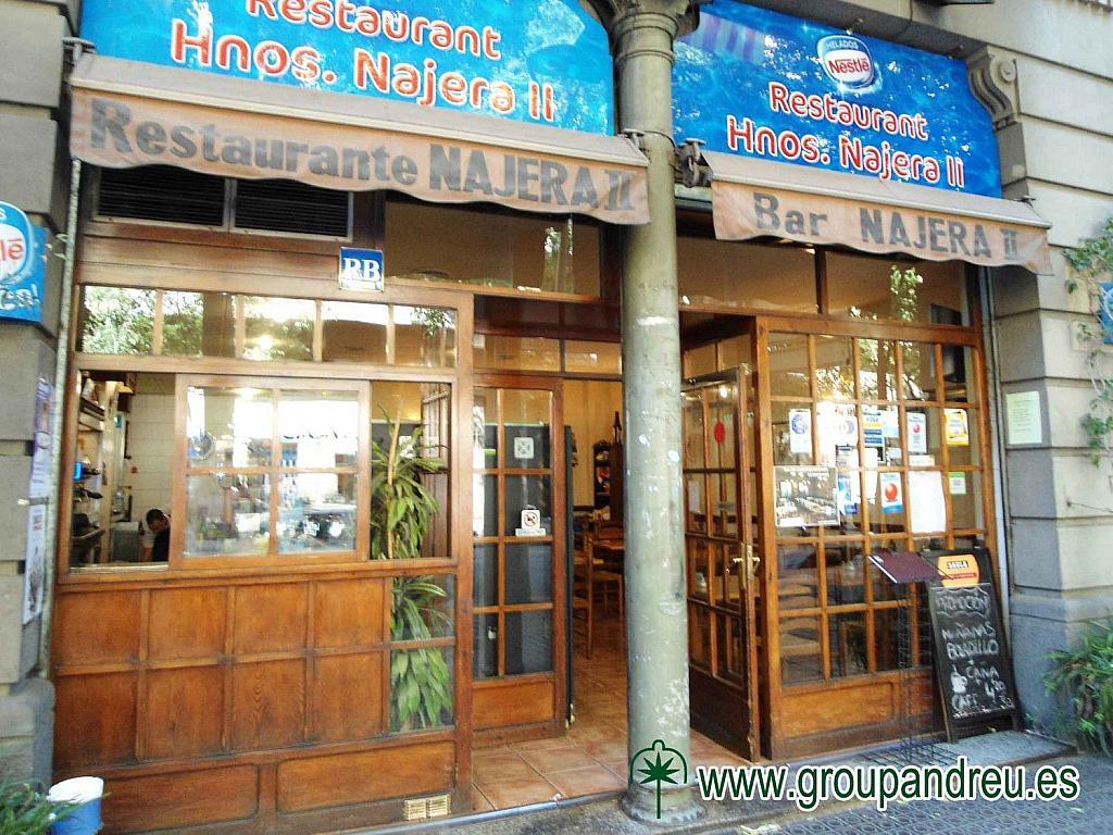 Local en alquiler en calle Arago, Eixample en Barcelona - 203789547