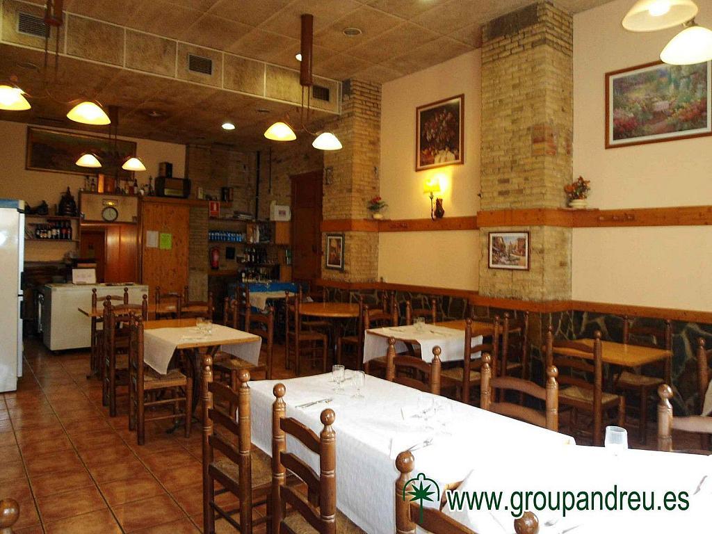 Local en alquiler en calle Arago, Eixample en Barcelona - 203789550