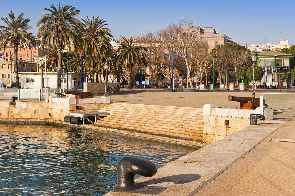Oficina en alquiler en calle Moll de Lleida, Barris Marítims en Tarragona - 274733914