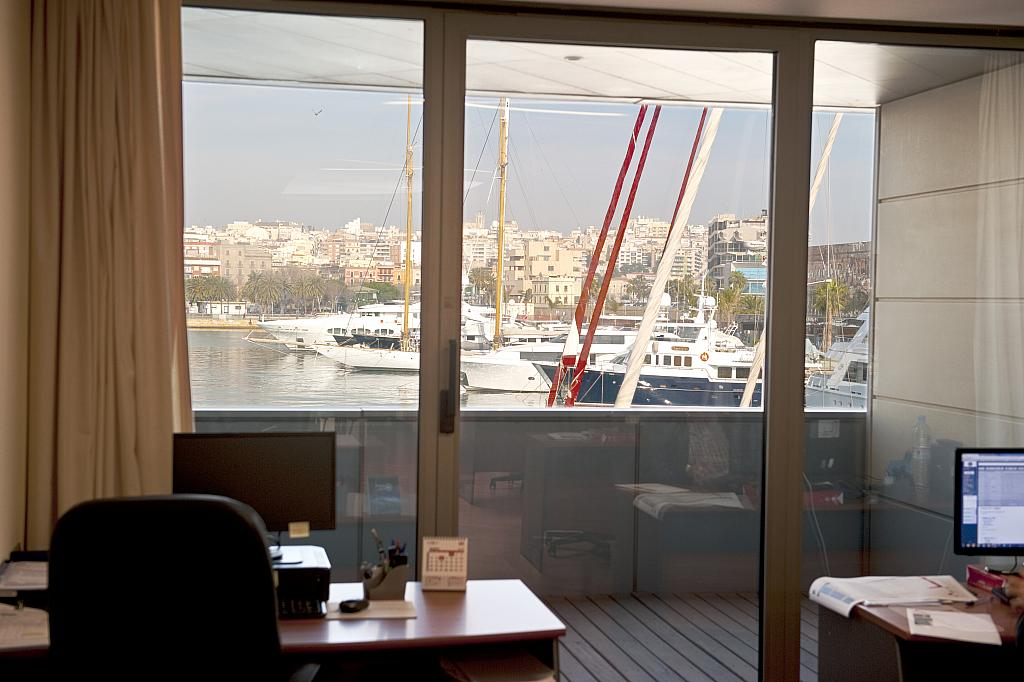 Oficina en alquiler en calle Moll de Lleida, Barris Marítims en Tarragona - 274733917