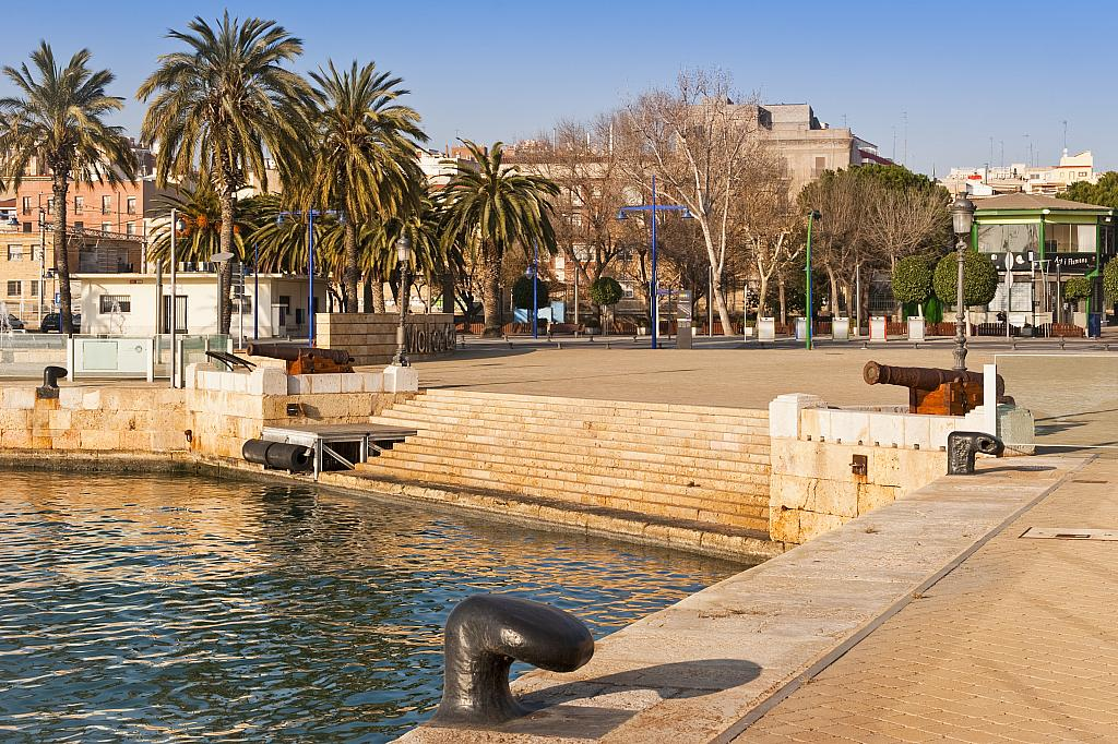 Oficina en alquiler en calle Moll de Lleida, Barris Marítims en Tarragona - 274695194