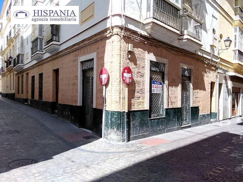 Foto - Local comercial en alquiler en calle Centro, Centro Histórico - Plaza España en Cádiz - 303485852