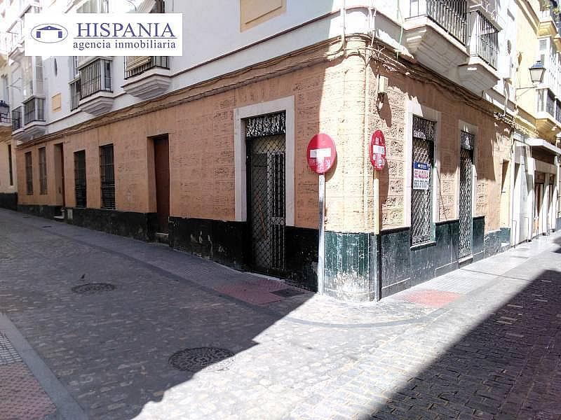 Foto - Local comercial en alquiler en calle Centro, Centro Histórico - Plaza España en Cádiz - 303485855