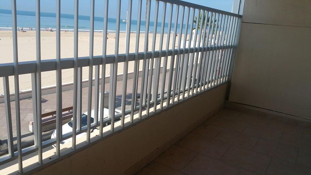 Foto - Piso en alquiler en paseo Marítimo, San José - Varela en Cádiz - 329223632