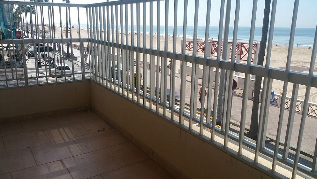 Foto - Piso en alquiler en paseo Marítimo, San José - Varela en Cádiz - 329223635