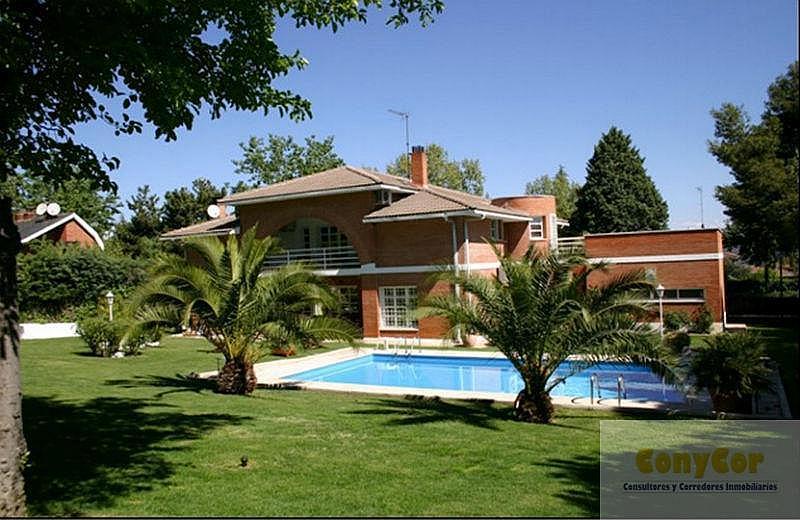 Foto1 - Chalet en alquiler en Piovera-Conde Orgaz en Madrid - 223998368