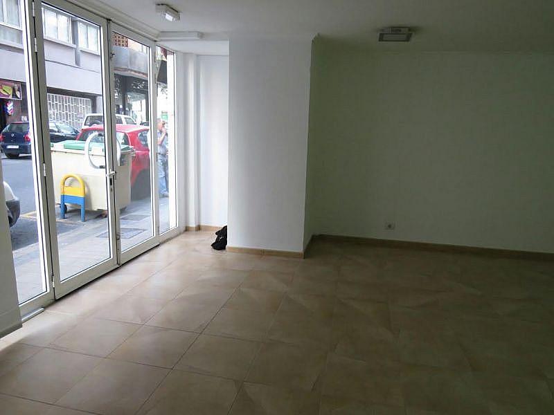 Foto - Local comercial en alquiler en calle Mesa y López, Palmas de Gran Canaria(Las) - 330298663