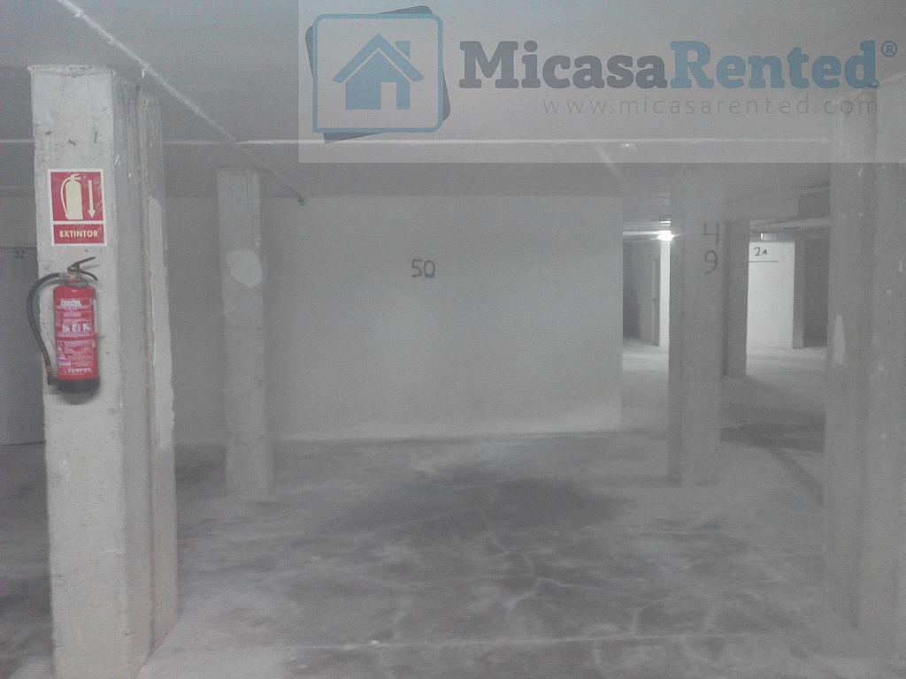 Garaje en alquiler en calle La Fuente, Noja - 274693282