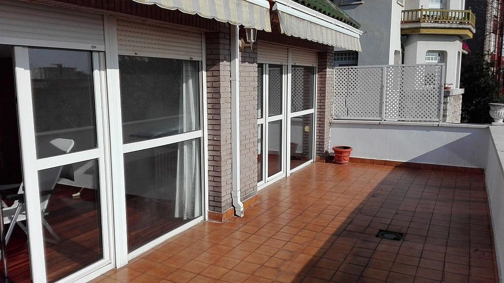 Piso en alquiler en paseo Menéndez Pelayo, General Davila en Santander - 340975355