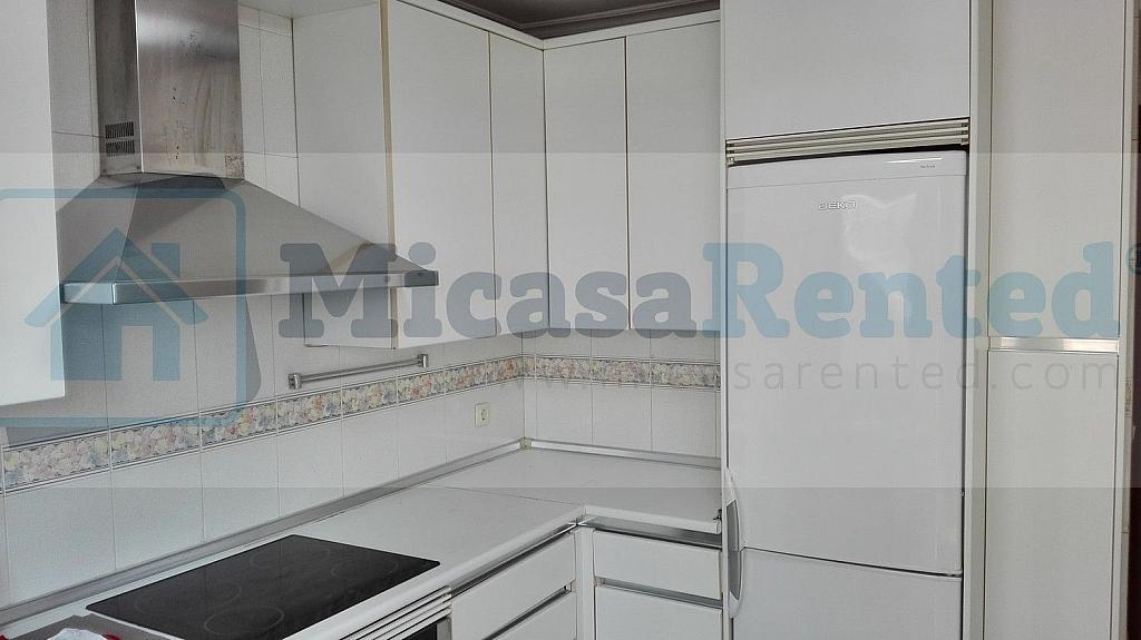 Piso en alquiler en paseo Menéndez Pelayo, General Davila en Santander - 340975364