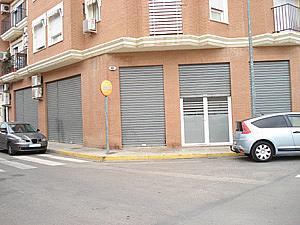 Local comercial en alquiler en calle Frances de Vinatea, Tavernes Blanques - 280713249