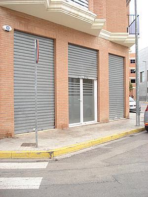 Local comercial en alquiler en calle Frances de Vinatea, Tavernes Blanques - 280713278