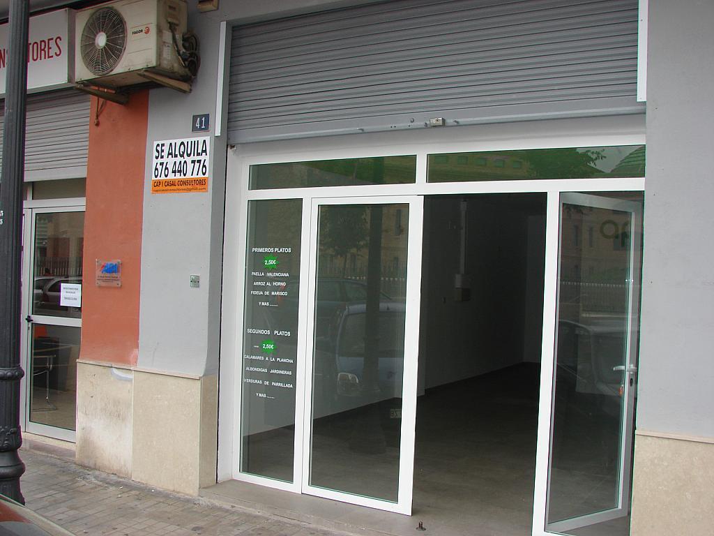 Local comercial en alquiler en calle Luis Lamarca, Nou Moles en Valencia - 205735148