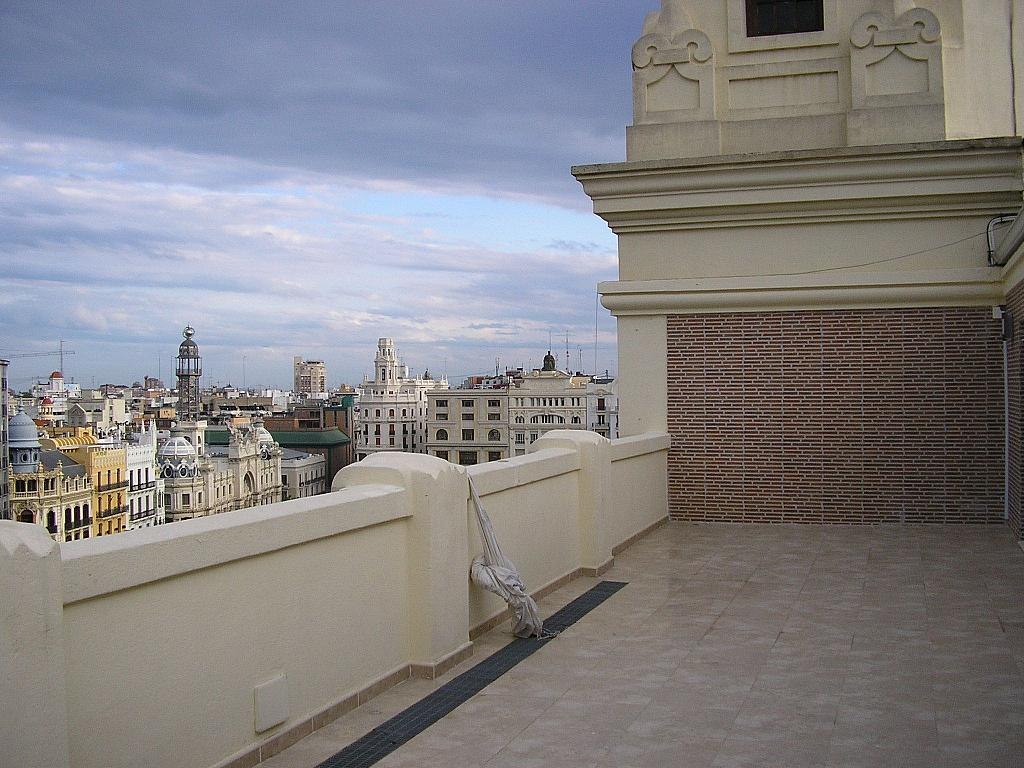 Ático en alquiler en plaza Ayuntamiento, El Mercat en Valencia - 241364089