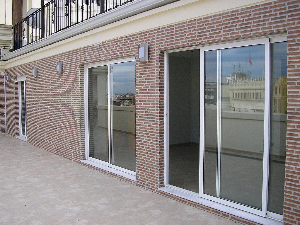 Ático en alquiler en plaza Ayuntamiento, El Mercat en Valencia - 241364091