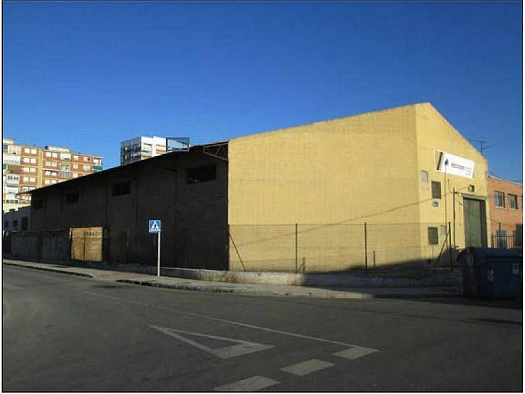 Nave industrial en alquiler en Santa Cristina-San Rafael en Málaga - 358052636