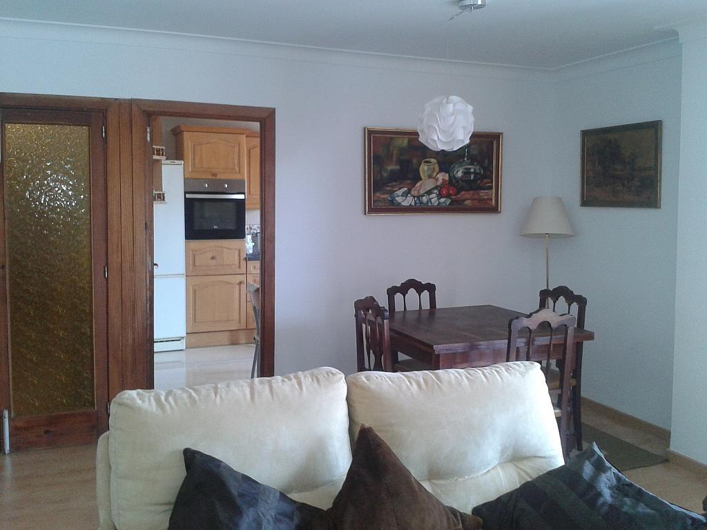 Piso en alquiler de temporada en calle Bartomeu Salva, Maravillas, Las - 329126569