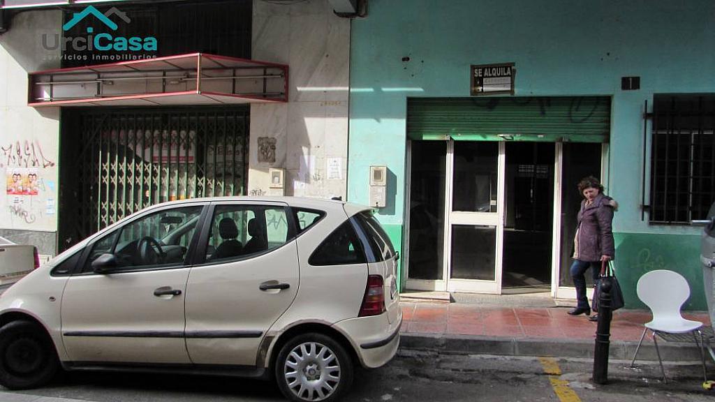 Foto - Local comercial en alquiler en calle Altamira, Oliveros en Almería - 296704519